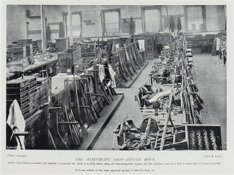 The Assembling Shop