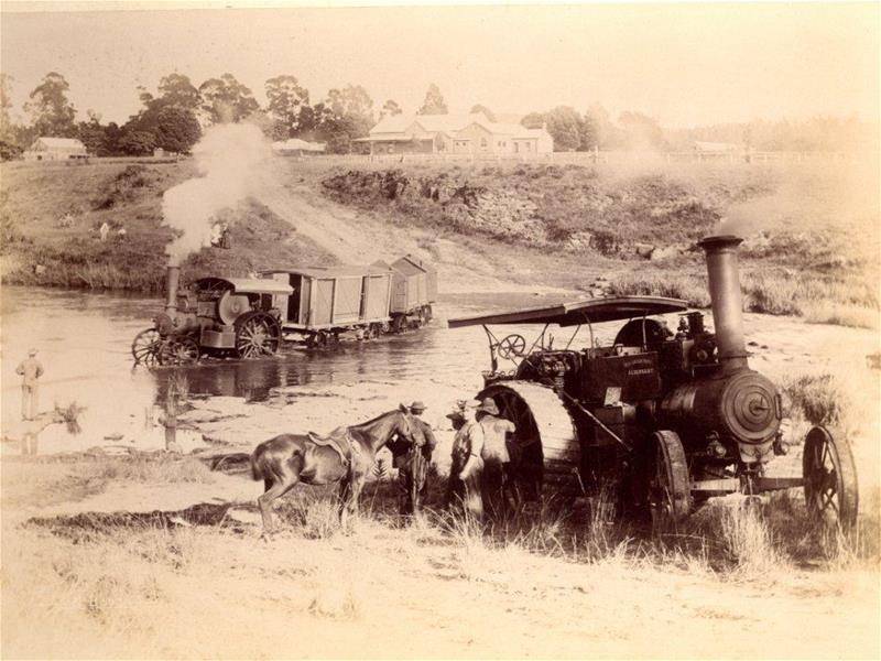 Fowler armoured train