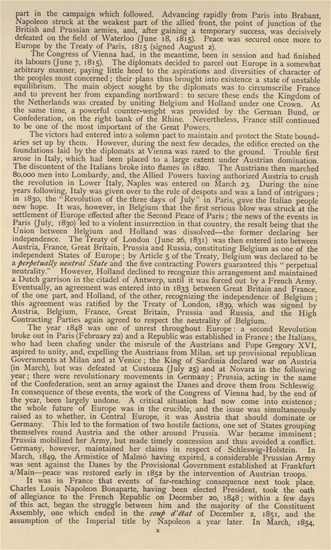 IEE Roll of Honour - origins and causes of the great war page 2