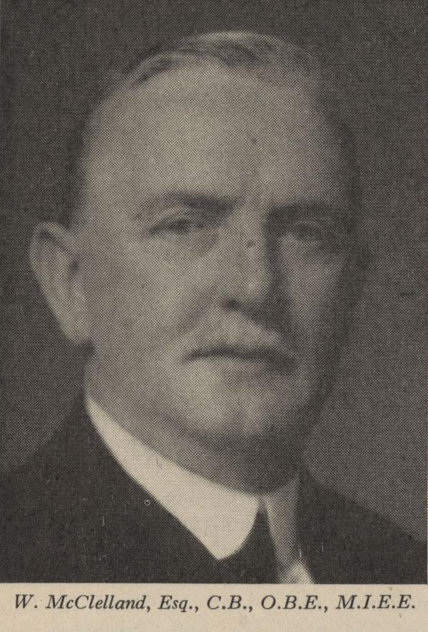 William McClelland