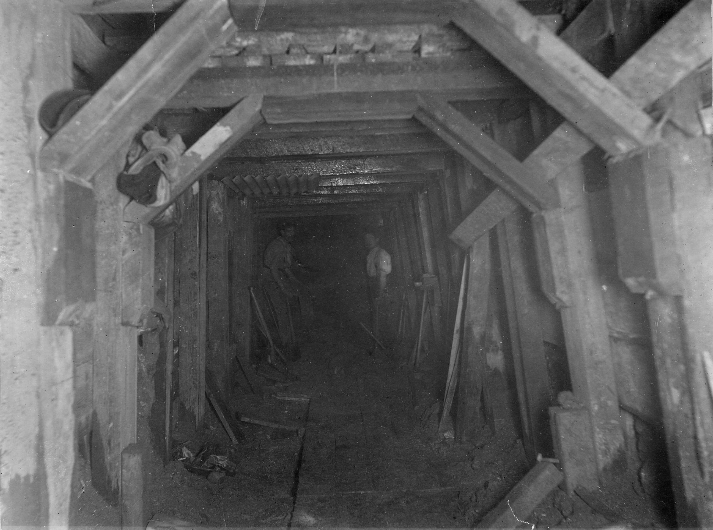 German Tunnel